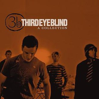 A Collection (Third Eye Blind album) - Image: Third Eye Blind A Collection