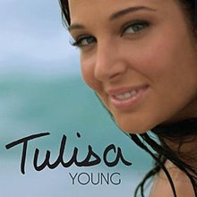 Tulisa — Young (studio acapella)