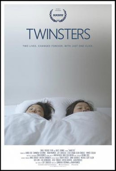 Picture of a movie: Twinsters