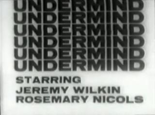 <i>Undermind</i> (TV series) television series