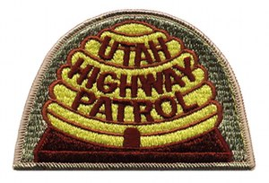 Utah Highway Patrol - Image: Utah Highway Patrol patch