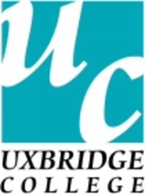 Uxbridge College - Image: Uxbridgecollegelogo