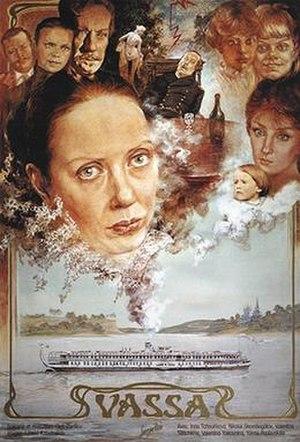 Vassa (film) - Film poster