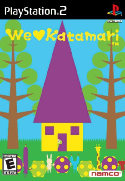 Picture of a game: We Love Katamari