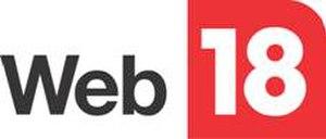 Web18 - Image: Web 18 Logo