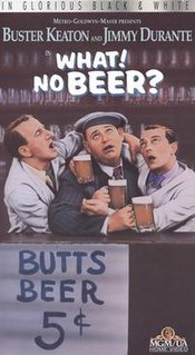 <i>What! No Beer?</i> 1933 film by Edward Sedgwick