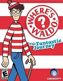 image regarding Where's Waldo Printable titled Wheres Waldo? The Extraordinary Trip (online video video game) - Wikipedia