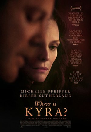 Where Is Kyra? - Film poster