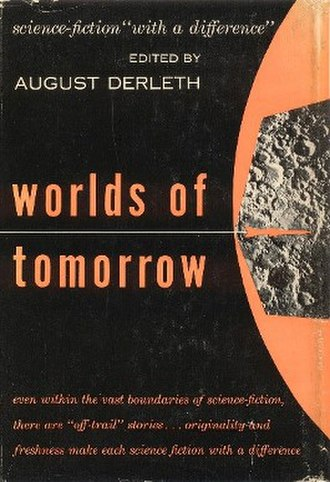 Worlds of Tomorrow - First edition