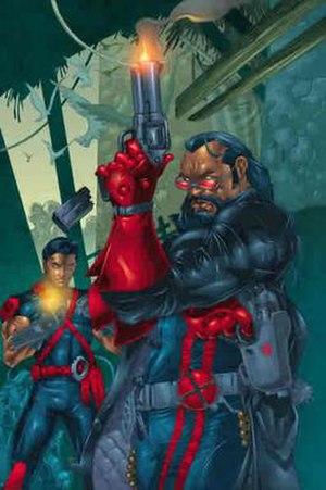 X-Treme X-Men - Image: X Treme X Men 5