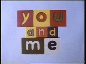 You and Me (UK TV series) - Opening title from 1970s