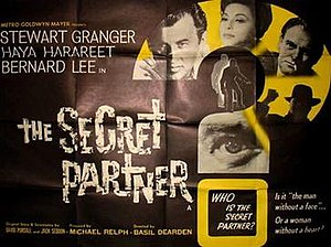 "The Secret Partner - Image: ""The Secret Partner"" (1961)"