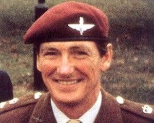 H. Jones - Lt. Col. Herbert Jones VC