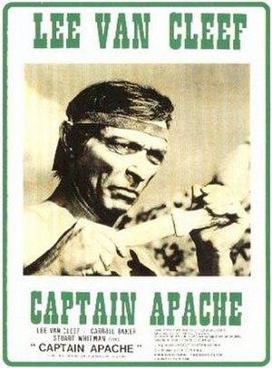 Captain Apache - Image: 1971Captain Apache