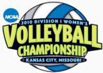 2010 NCAA Division I Women's Volleyball Tournament - 2010 NCAA Final Four logo