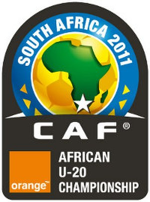 2011 African Youth Championship - Image: 2011 African U20 Championship