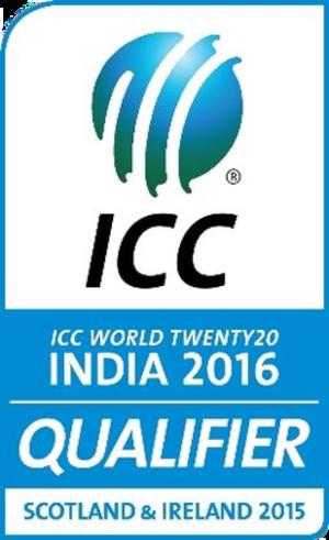 2015 ICC World Twenty20 Qualifier - Image: 2015 ICC World Twenty 20 Qualifier