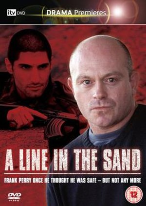 A Line in the Sand (TV series) - DVD cover