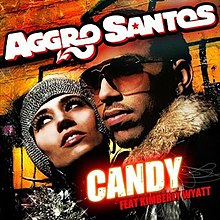 Aggro Santos featuring Kimberly Wyatt — Candy (studio acapella)