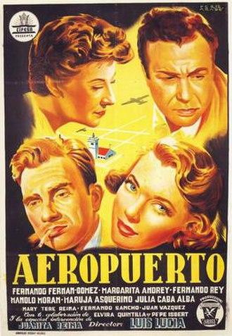 Airport (1953 film) - Image: Airport (1953 film)