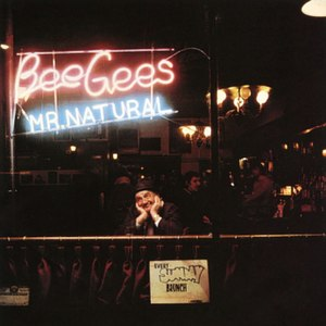 Mr. Natural (Bee Gees album) - Image: Album Mr Natural