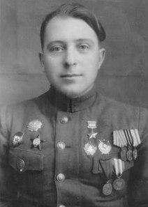 Alexey Nemkov Hero of the Soviet Union