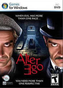 Alter Ego (2010 video game) - Wikipedia