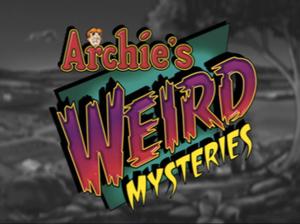 Archie's Weird Mysteries - Image: Archie's Weird Mysteries logo