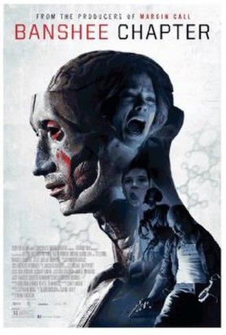 Banshee Chapter - Image: Banshee Chapter Film Poster