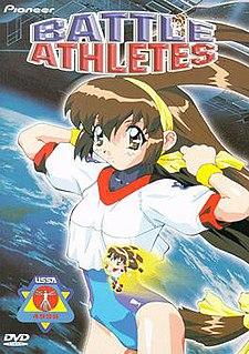 <i>Battle Athletes</i>