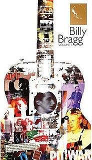 <i>Volume 1</i> (Billy Bragg album) 2006 live album by Billy Bragg