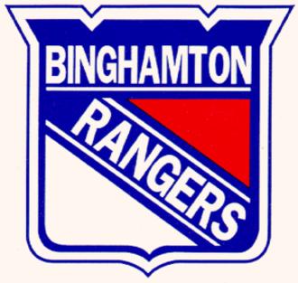 Binghamton Rangers - Image: Binghamton Rangerslogo