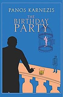 <i>The Birthday Party</i> (novel) novel by Panos Karnezis