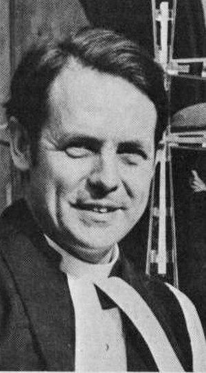 David Sheppard - Image: Bishop David Sheppard