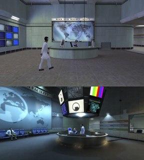 "<i>Black Mesa</i> (video game) Unofficial video game remake of the original ""Half-Life"""