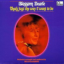 Blossom Dearie Thats Just The Way I Want To Be