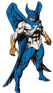 Blue Jay (comics)