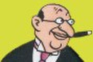 The Adventures of Tintin - Mr. Bohlwinkel