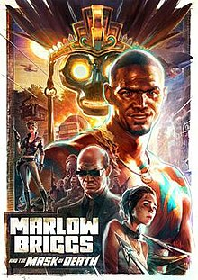 Box art of the video game Marlow Briggs and the Mask of Death.jpg