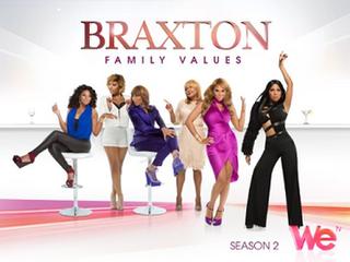 <i>Braxton Family Values</i> (season 2) Season of television series