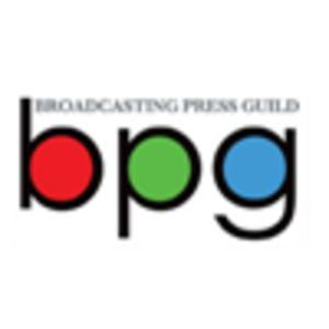 Broadcasting Press Guild - Image: Broadcasting Press Guild logo
