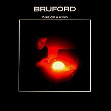 One Of A Kind Bruford Album Wikipedia