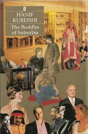 The Buddha of Suburbia (novel) - First edition