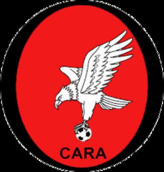 CARA Brazzaville - Image: CARA Brazzaville (logo) 2