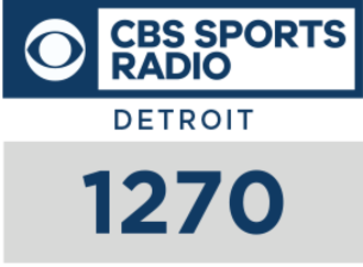 WXYT (AM) - Image: CBS Sports Radio 1270 logo