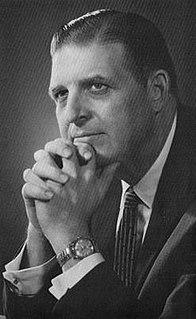 Carl F. H. Henry American theologian