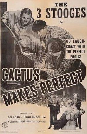 Cactus Makes Perfect - Image: Cactus Makes Perfect 1942lobbycard