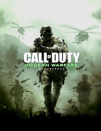 Call of Duty: Modern Warfare Remastered - Image: Call of Duty Modern Warfare Remastered