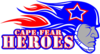 Cape Fear Heroes logo