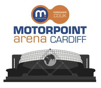 Motorpoint Arena Cardiff - Image: Cardiff Motorpoint Logo Graphic 1